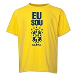 Brazil Youth T-Shirt (Yellow)