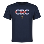 Costa Rica Copa America 2016 Youth Elements T-Shirt (Navy)