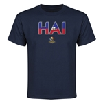 Haiti Copa America 2016 Youth Elements T-Shirt (Navy)