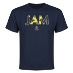 Jamaica Copa America 2016 Youth Elements T-Shirt (Navy)
