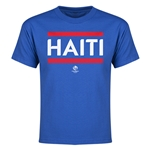 Haiti Copa America 2016 Youth Core T-Shirt (Royal)
