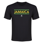 Jamaica Copa America 2016 Youth Core T-Shirt (Black)