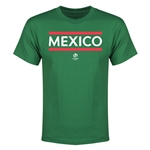 Mexico Copa America 2016 Youth Core T-Shirt (Green)
