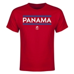 Panama Copa America 2016 Youth Core T-Shirt (Red)