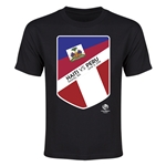Haiti vs Peru Copa America 2016 Youth Matchup T-Shirt (Black)