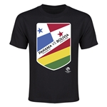 Panama vs Bolivia Copa America 2016 Youth Matchup T-Shirt (Black)
