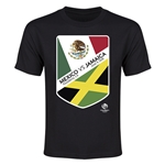 Mexico vs Jamaica Copa America 2016 Youth Matchup T-Shirt (Black)