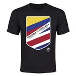 Colombia vs CRC Copa America 2016 Youth Matchup T-Shirt (Black)