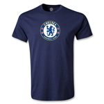 Chelsea Crest Youth T-Shirt (Navy)