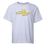 CONCACAF Gold Cup 2015 Youth T-Shirt (White)