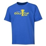 CONCACAF Gold Cup 2015 Youth T-Shirt (Royal)