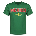CONCACAF Gold Cup 2015 Mexico Youth Big Logo T-Shirt (Green)