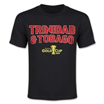 CONCACAF Gold Cup 2015 Trinidad & Tobago Youth Big Logo T-Shirt (Black)