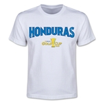 CONCACAF Gold Cup 2015 Honduras Youth Big Logo T-Shirt (White)