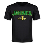 CONCACAF Gold Cup 2015 Jamaica Youth Big Logo T-Shirt (Black)