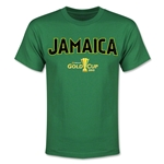 CONCACAF Gold Cup 2015 Jamaica Youth Big Logo T-Shirt (Green)