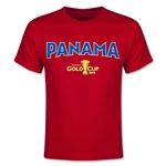 CONCACAF Gold Cup 2015 Panama Youth Big Logo T-Shirt (Red)