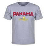 CONCACAF Gold Cup 2015 Panama Youth Big Logo T-Shirt (Grey)