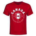CONCACAF Gold Cup 2015 Canada Youth T-Shirt (Red)