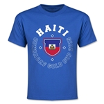 CONCACAF Gold Cup 2015 Haiti Youth T-Shirt (Royal)