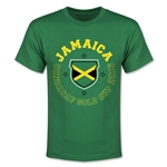 CONCACAF Gold Cup 2015 Jamaica Youth T-Shirt (Green)