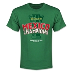 Mexico Gold Cup Celebration Youth T-Shirt (Green)