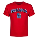Panama CONCACAF 2015 Men's Olympic Qualifying Youth T-Shirt (Red)