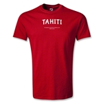 Tahiti FIFA Beach World Cup 2013 Youth T-Shirt (Red)