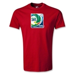 FIFA Confederations Cup 2013 Youth Emblem T-Shirt (Red)