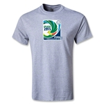 FIFA Confederations Cup 2013 Youth Emblem T-Shirt (Gray)