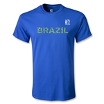 FIFA Confederations Cup 2013 Youth Brazil T-Shirt (Royal)