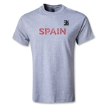 FIFA Confederations Cup 2013 Youth Spain T-Shirt (Gray)