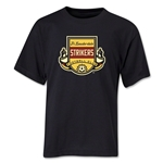 Ft. Lauderdale Strikers Youth T-Shirt (Black)