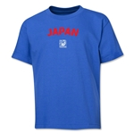 Japan FIFA U-17 Women's World Cup Costa Rica 2014 Youth Core T-Shirt (Royal)