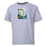 FIFA U-17 World Cup UAE 2013 Youth Official Emblem T-Shirt (Grey)