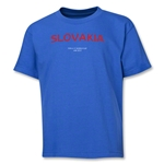 Slovakia 2013 FIFA U-17 World Cup UAE Youth T-Shirt (Royal)