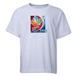 FIFA Women's World Cup Canada 2015(TM) Core Youth T-Shirt (White)