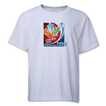 FIFA Women's World Cup Canada 2015(TM) French Core Youth T-Shirt (White)