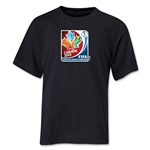FIFA Women's World Cup Canada 2015(TM) French Core Youth T-Shirt (Black)