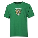 Jaguares de Chiapas Youth T-Shirt (Green)