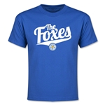 Leicester City Foxes Youth T-Shirt (Royal)