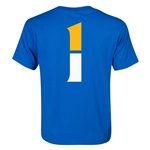 Leicester City Player Number 1 Youth T-Shirt (Royal)