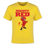 Liverpool Mascot Youth T-Shirt (Yellow)