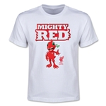 Liverpool Mascot Youth T-Shirt (White)