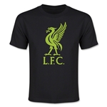Liverpool Hi Vis Youth T-Shirt (Black)