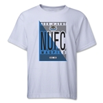 Newcastle United NUFC Youth T-Shirt (White)