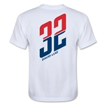 Paris Saint-Germain Player David Luiz Youth T-Shirt (White)