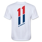 Paris Saint-Germain Player Di Maria Youth T-Shirt (White)