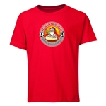 FC Santa Claus Core Youth T-Shirt (Red)