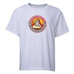 FC Santa Claus Core Youth T-Shirt (White)